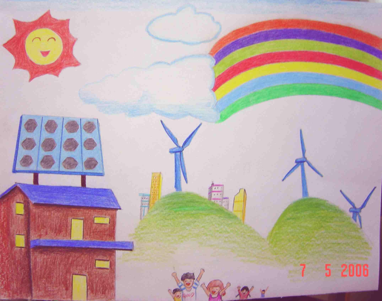 六年级美术考试画什么_第6页_画画大全图片